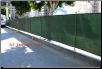 6' x 50'  GREEN SCREEN MESH PRIVACY FENCE TARP - FREE SHIPPING