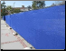 6' x 50'  BLUE SCREEN MESH PRIVACY FENCE TARP - FREE SHIPPING (SKU: 1527AF)