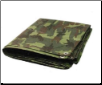 GREEN PEMIUM  8ml CAMOUFLAGE / CAMO POLY TARPS - FREE SHIPPING