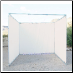"10' x 10' Tan SUKKAH KIT complete without pipe ~ 1 3/8"" fittings - Sukkot *Free Ship*"