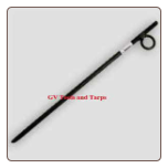 "12"" REBAR STAKE W/ WELDED  RING- TENTS, CANOPIES, DOG , TREES ( Set of 4 ) FREE SHIPPING"