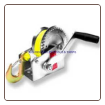 2000 lb HAND WINCH - STRAP - BOAT, CAR, TRAILER, 4X4 -FREE SHIPPING