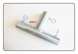 "1 5/8""   3 way ""T"" CANOPY FITTING (FWFT) 1 5/8"" pipe -F/S"